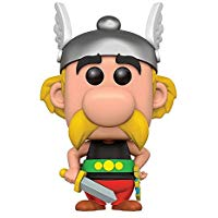 funko pop obelix asterix collection figurine