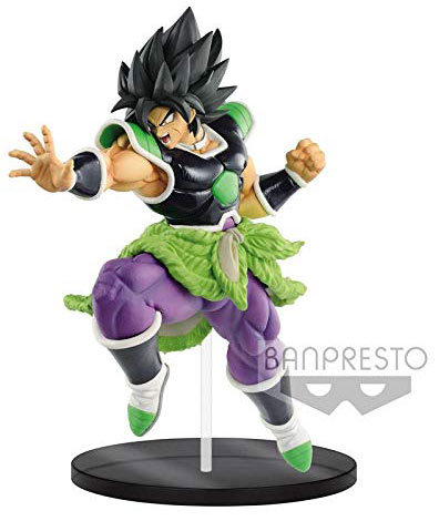 Broly-ultimate-soldiers-DBZ-the-movie-film-2019-figurine