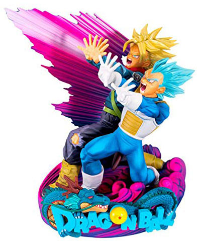 Diorama-dbz-dragon-ball-z-Trunk-Vegeta-master-piece