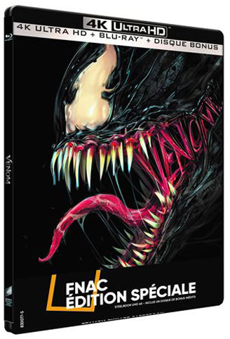 Venom-Steelbook-collector-Blu-ray-4K-collection