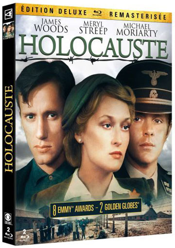Coffret Holocauste L integrale Edition Collector Blu ray