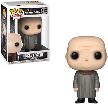 Figurine funko pop famille adams oncle uncle