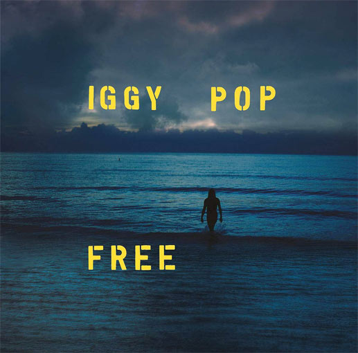 Iggy Pop free vinyl vinyle lp cd 2019