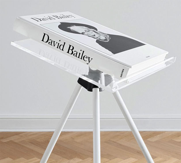 david bailey livre de collection taschen limited edition