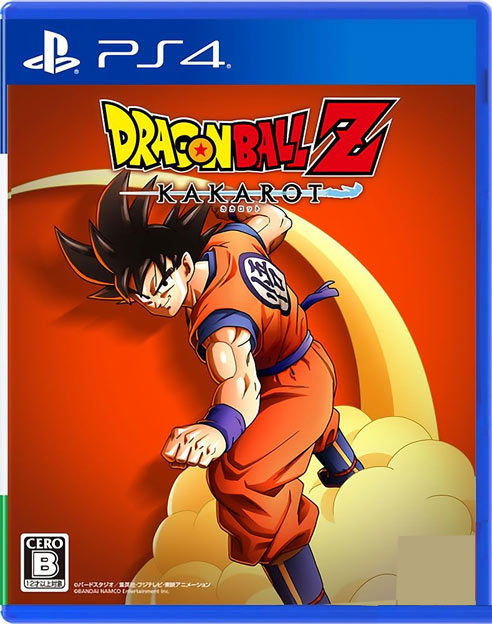 dragon ball z kakarot ps4 xbox precommande