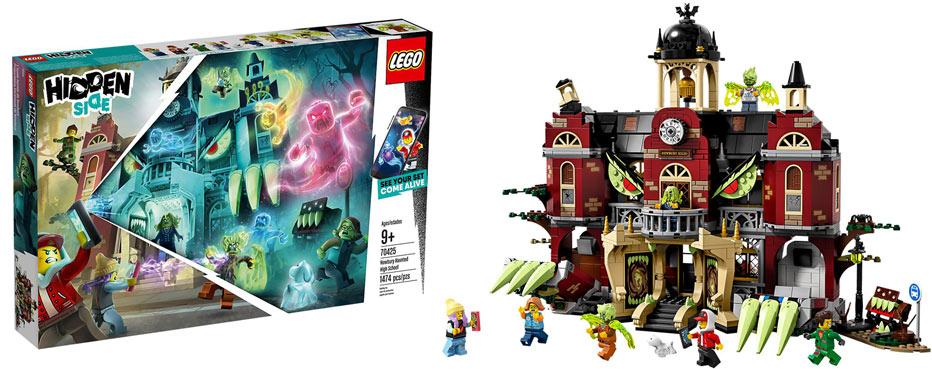 liste lego hidden side