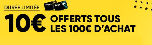 offre fnac bons plans collector