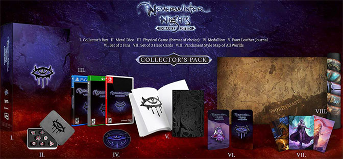 rpg retrogaming edition collector noel 2019 idee cadeau