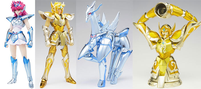 nouvelle figurine saint seiya myth cloth