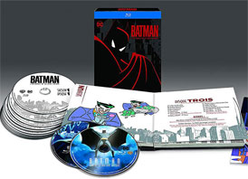0 batman animated