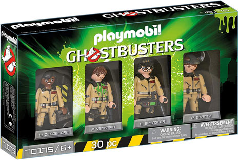 0 playmobil ghostbusters