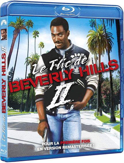 Le flic de beverly hills edition remasterisee bluray 2020
