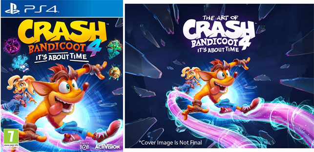 crash 4 precommande jeux video 2020 idee cadeau noel