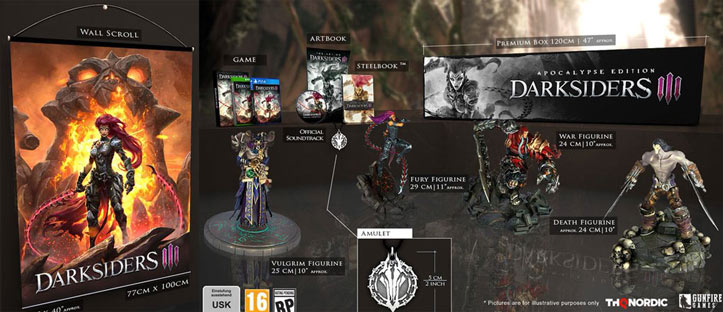 jeux video solde coffret collector ps4