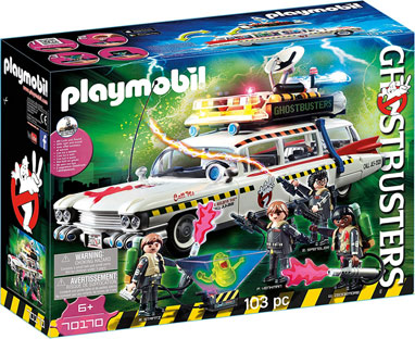 voiture playmobile solde sos fantome