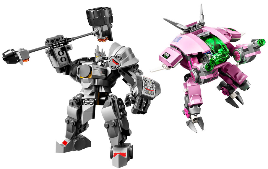 lego-overwatch-75973-Robots-gris-rose