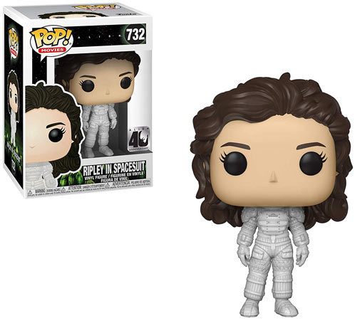 Ripley Funko Alien 40th anniversary figurine collection