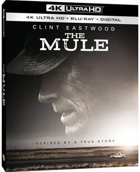 film eastwood en Blu ray 4K Ultra HD