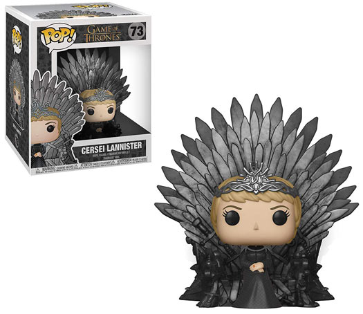 Cersei game of thrones figure funko pop