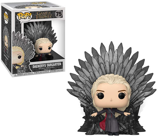 Daenerys got funko pop figurine figure