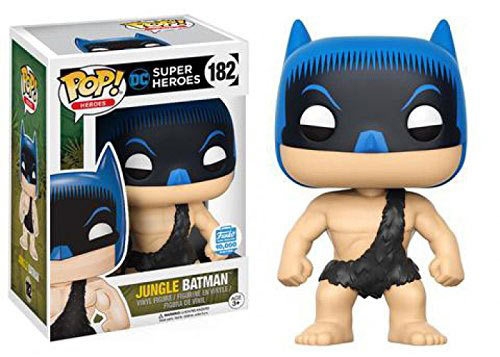 Funko pop edition limitee batman jungle