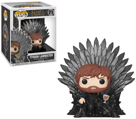 Funko pop figure Game of thrones tyrion lannister