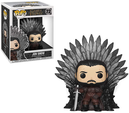 Jon Snow game of thrones funko pop 2019
