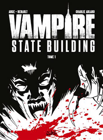 Vampire state building BD Soleil edition collector limitee
