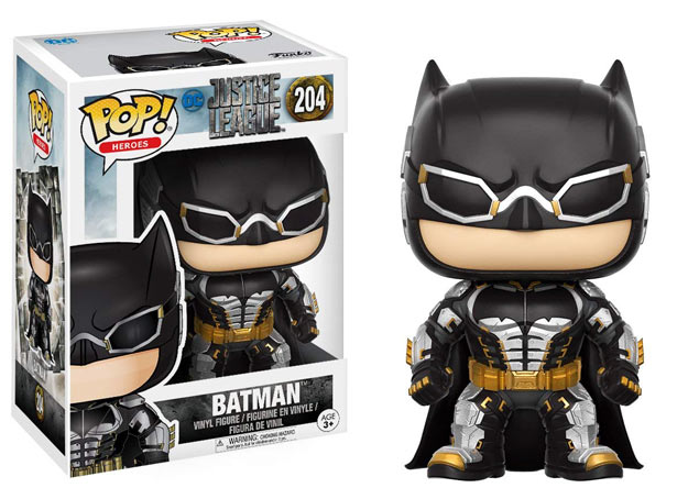 funko batman justice league