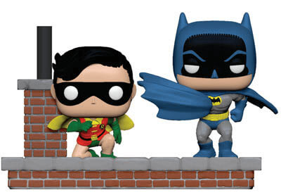 funko batman robin collector 80th 80 ans