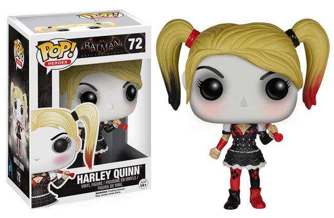 funko pop harley quinn batman
