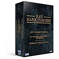 Coffret ray harryhausen 3 films