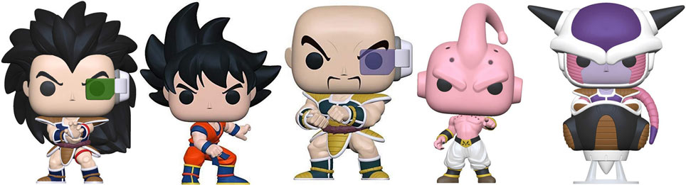 Funko dbz collection precommande 2019