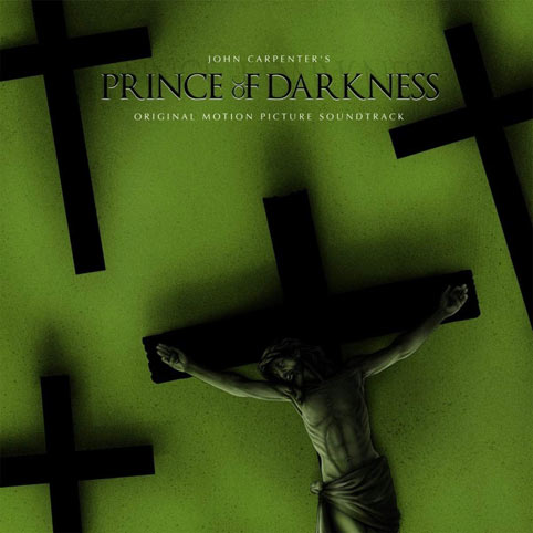 Prince of darkness Carpenter Vinyle LP Soundtrack OST remastered edition colore