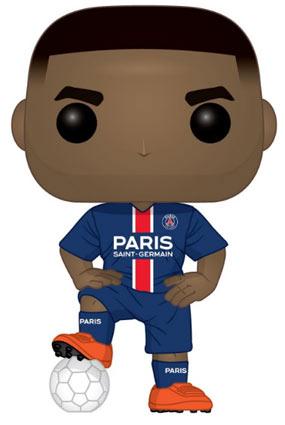 Psg Figurine Funko Pop Foot Football Mbappe Neymar Buffon