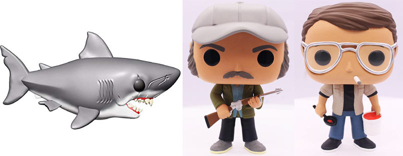 funko movie film jaws
