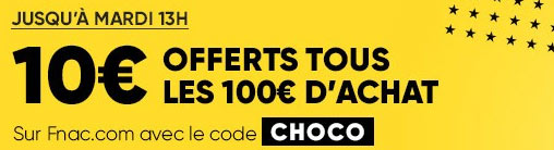 offre fnac paques speciale