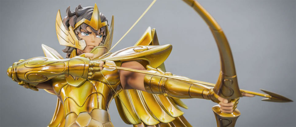 Figurine collector saint seiya chevalier zodiaque tsume 2019