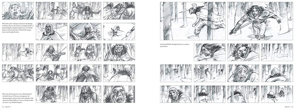 exemple storyboards