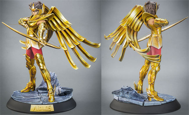 figurine collector saint seiya myth cloth 2019