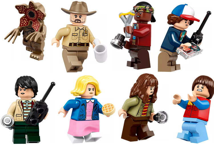 figurine lego stranger things