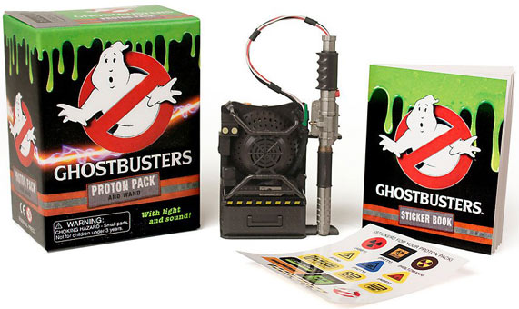 ghostbuster mini proton pack