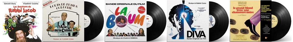vinyl lp ost bo comedie 2020