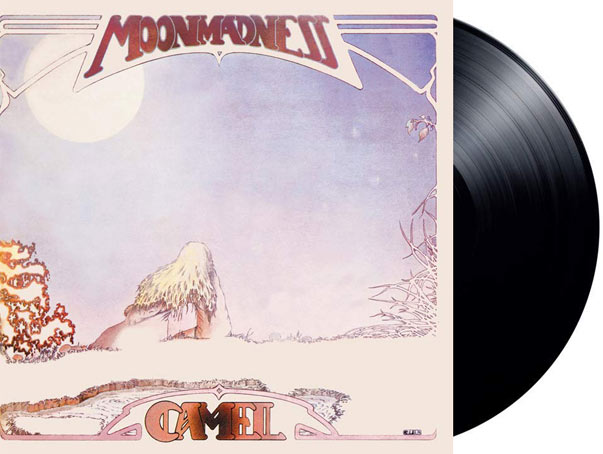 Camel Moonmadness vinyle lp