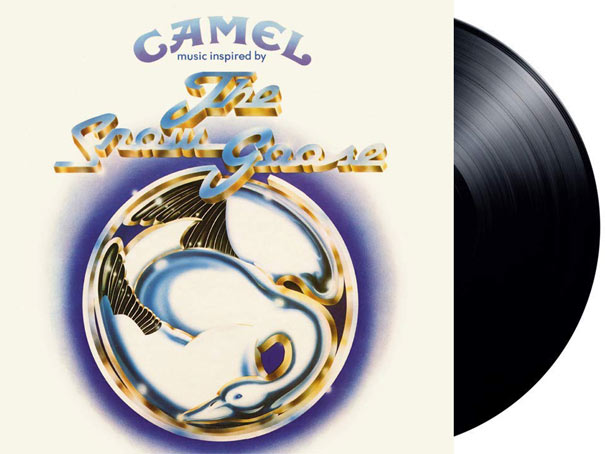 Camel Snowgoose Vinyle LP