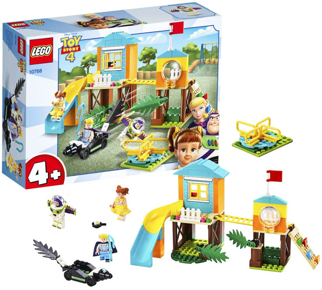 Collection de Lego Toy Story 4 2019