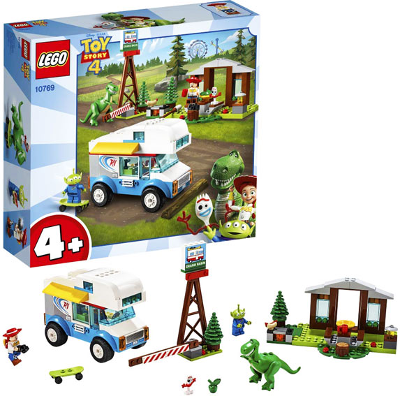 Lego camping car Toy Story 4 2019 Set 10769