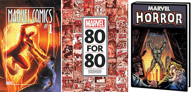 Marvel 80 edition 80th