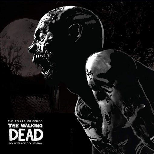 TWD telltale series BO Soundtrack ost collection vinyl lp