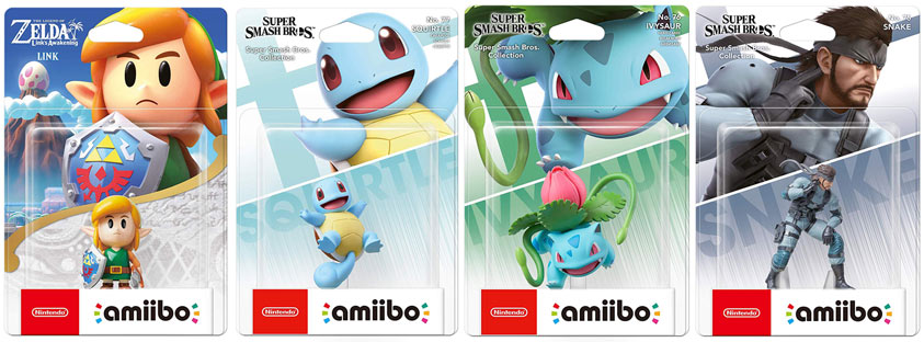 amiibo 2019 links awakening
